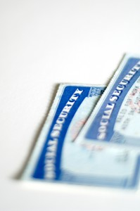 social security card image
